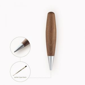 pen move - walnut