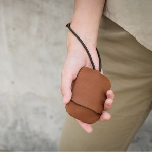 WALNUT key pouch #2