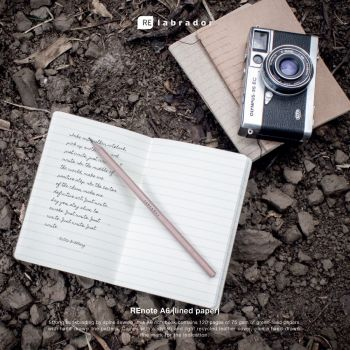 REnote A6 (lined paper)